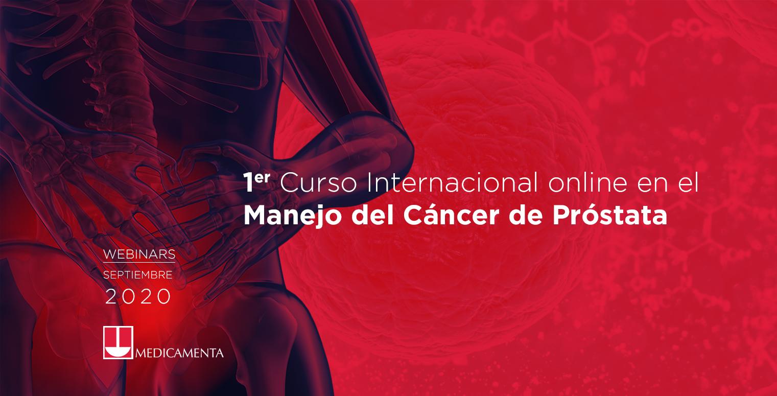 Curso Internacional del manejo del Cáncer Próstata