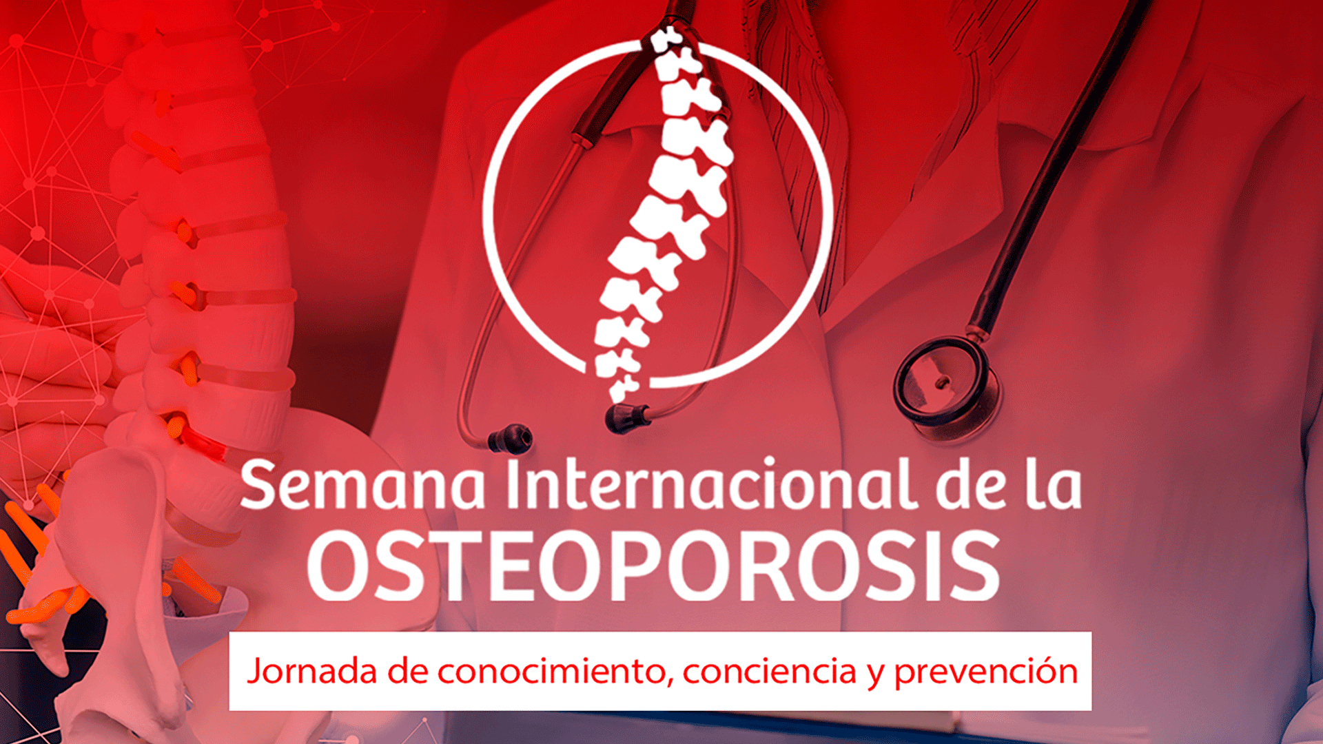 Semana Internacional de la Osteoporosis